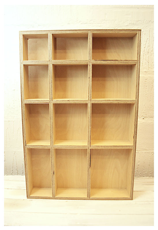 Medium Shelving Unit