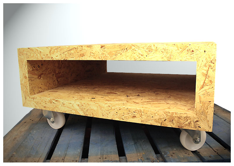 OSB Low Coffee Table