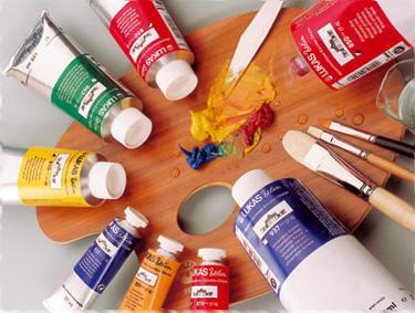 Home for Colori ad olio professionali