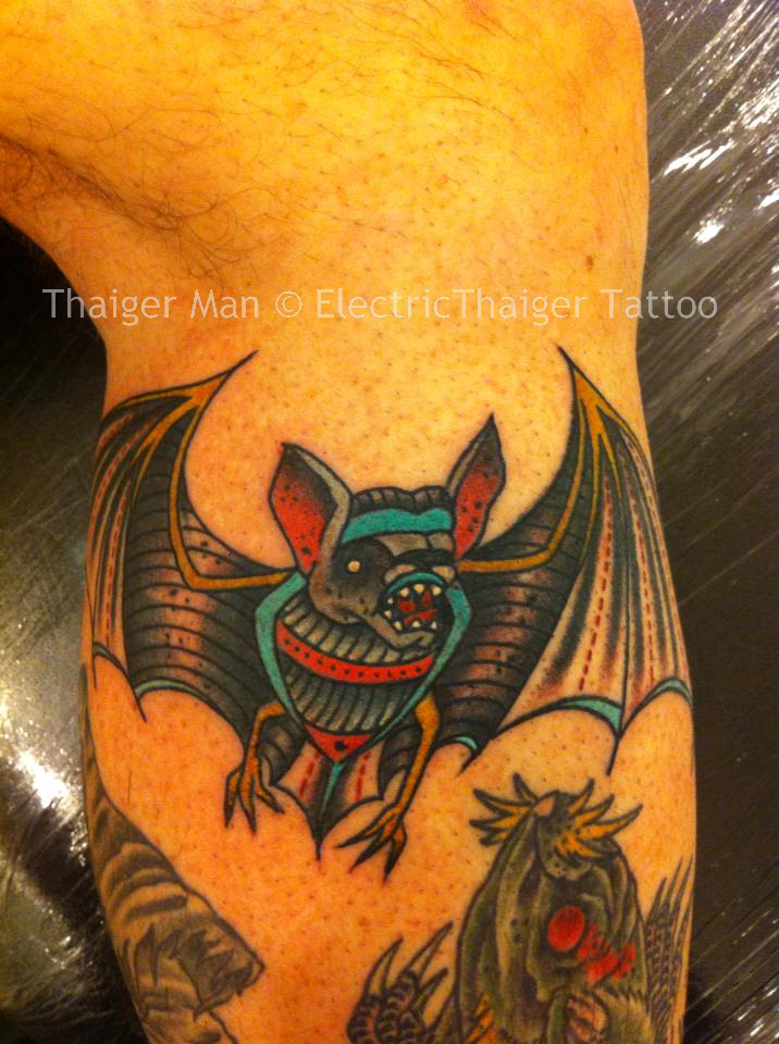 Done by Thaiger Man