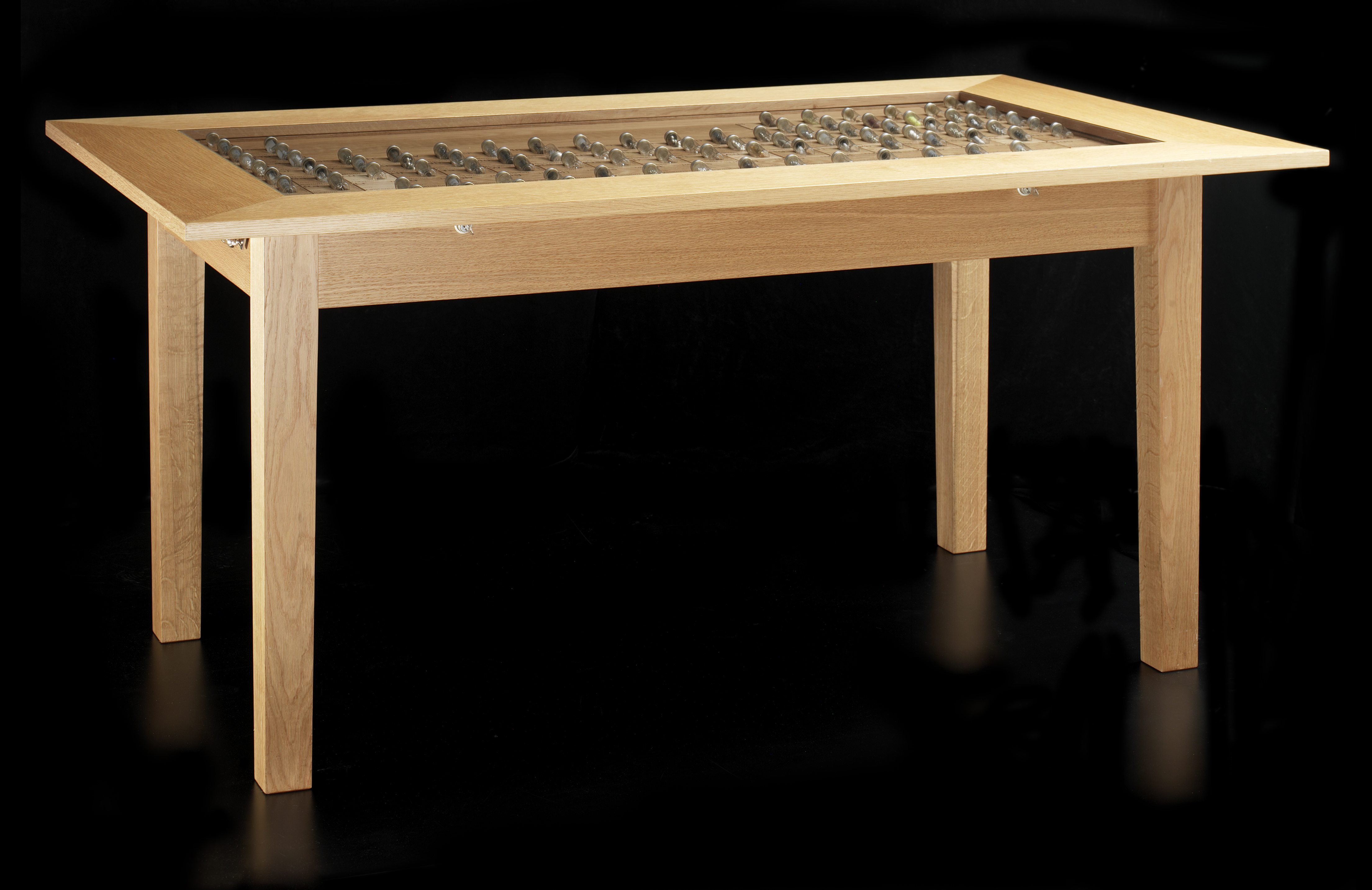 ludwig meitner periodic coffee table allocine