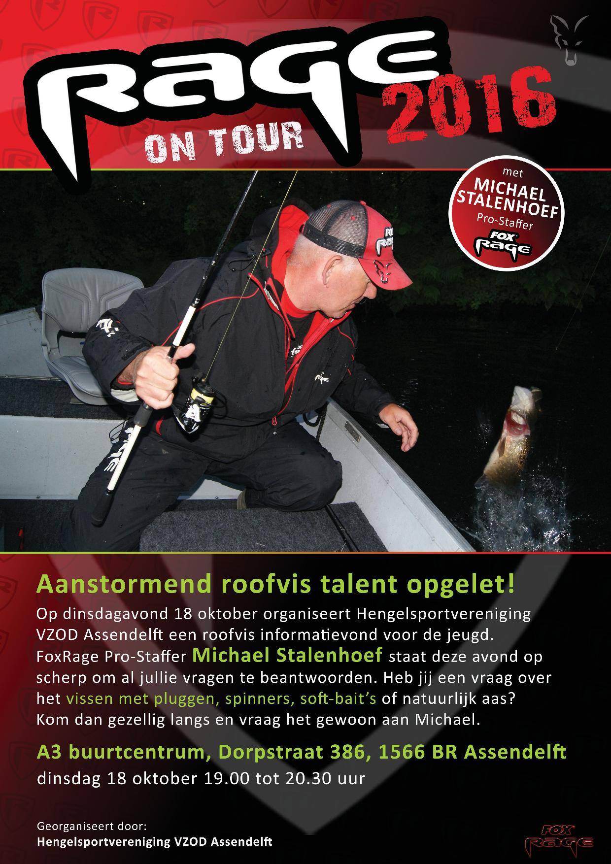 www.dezaansevisgids.nl Fishing guide in Amsterdam