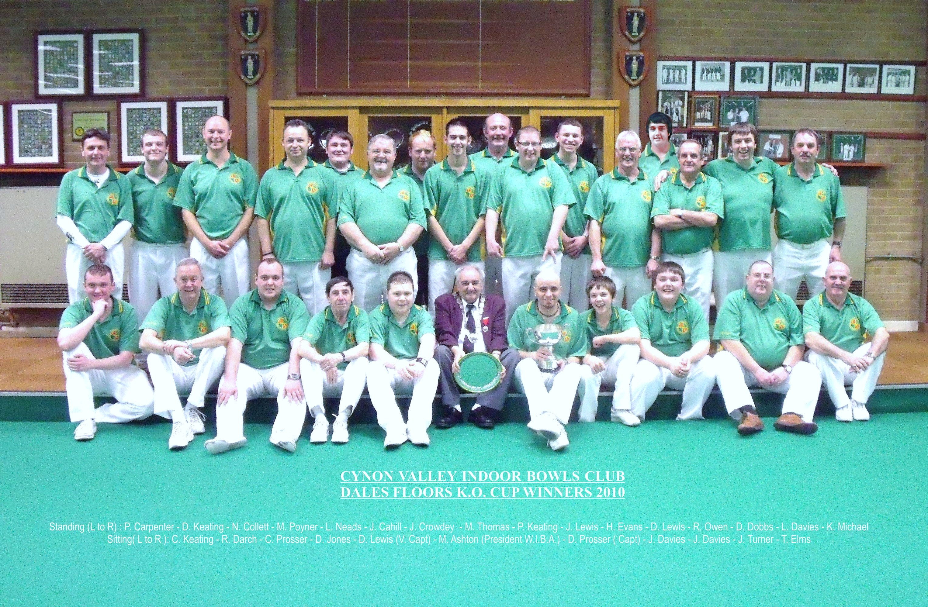 Cynon Valley Indoor Bowls Club