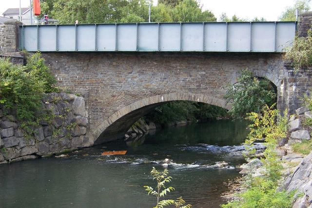 Town Bridge, Mountain Ash
