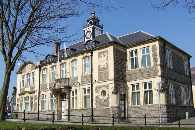 Mountain Ash Town Hall