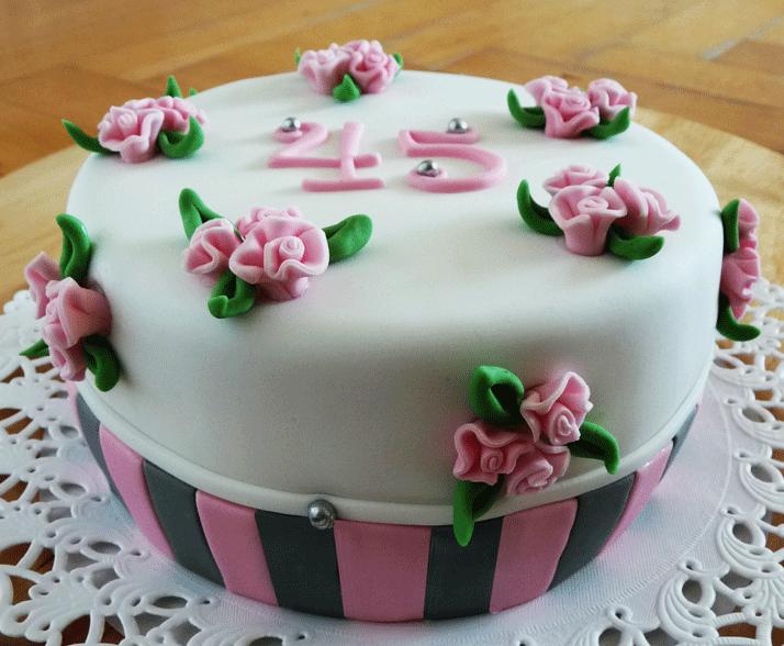 taart jaren 60