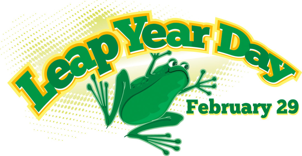 Celebrate an Extra Day in your Year -- Say Cheers to the Leap Year