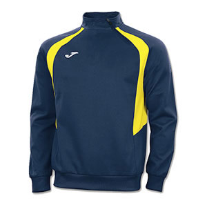 Joma Champion III 1/4 Zip Jacket- NAVY&YELLOW