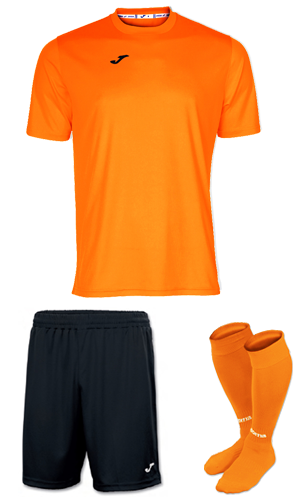 Joma Combi Kit- FLUO ORANGE