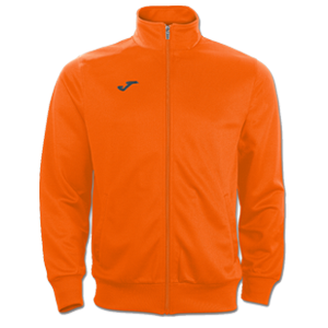 Joma Combi Tracksuit Jacket- ORANGE