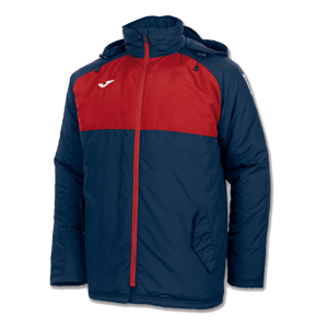 JOMA ANDES JACKET - NAVY&RED