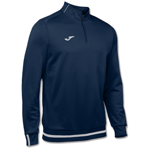 Joma Campus II Polyester 1/4 Zip -NAVY