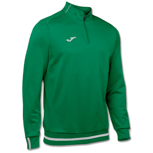 Joma Campus II Polyester 1/4 Zip - GREEN