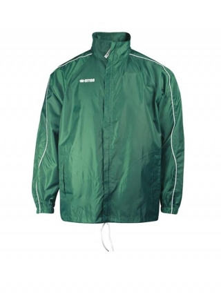 ERREA BASIC RAIN JACKET -  GREEN