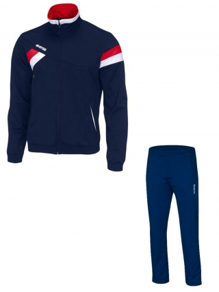 ERREA FOMUL TRACKSUIT - NAVY & RED