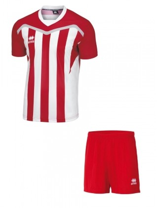 Errea Alben SS  -  RED & WHITE