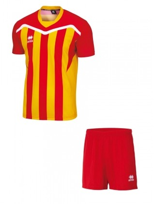 Errea Alben SS  -  RED & YELLOW