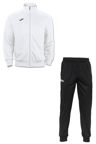 Joma Combi  Tracksuit-WHITE