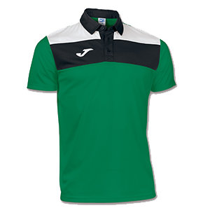 Joma Crew Polo Shirt-GREEN
