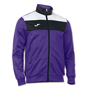 JOMA CREW JACKET- PURPLE