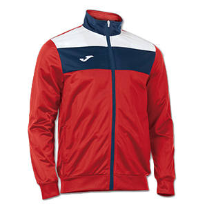 JOMA CREW JACKET- RED
