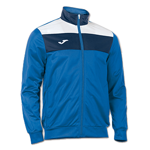 JOMA CREW JACKET- BLUE WHITE&NAVY