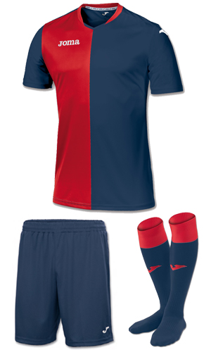 Joma Premier Kit-NAVY&RED