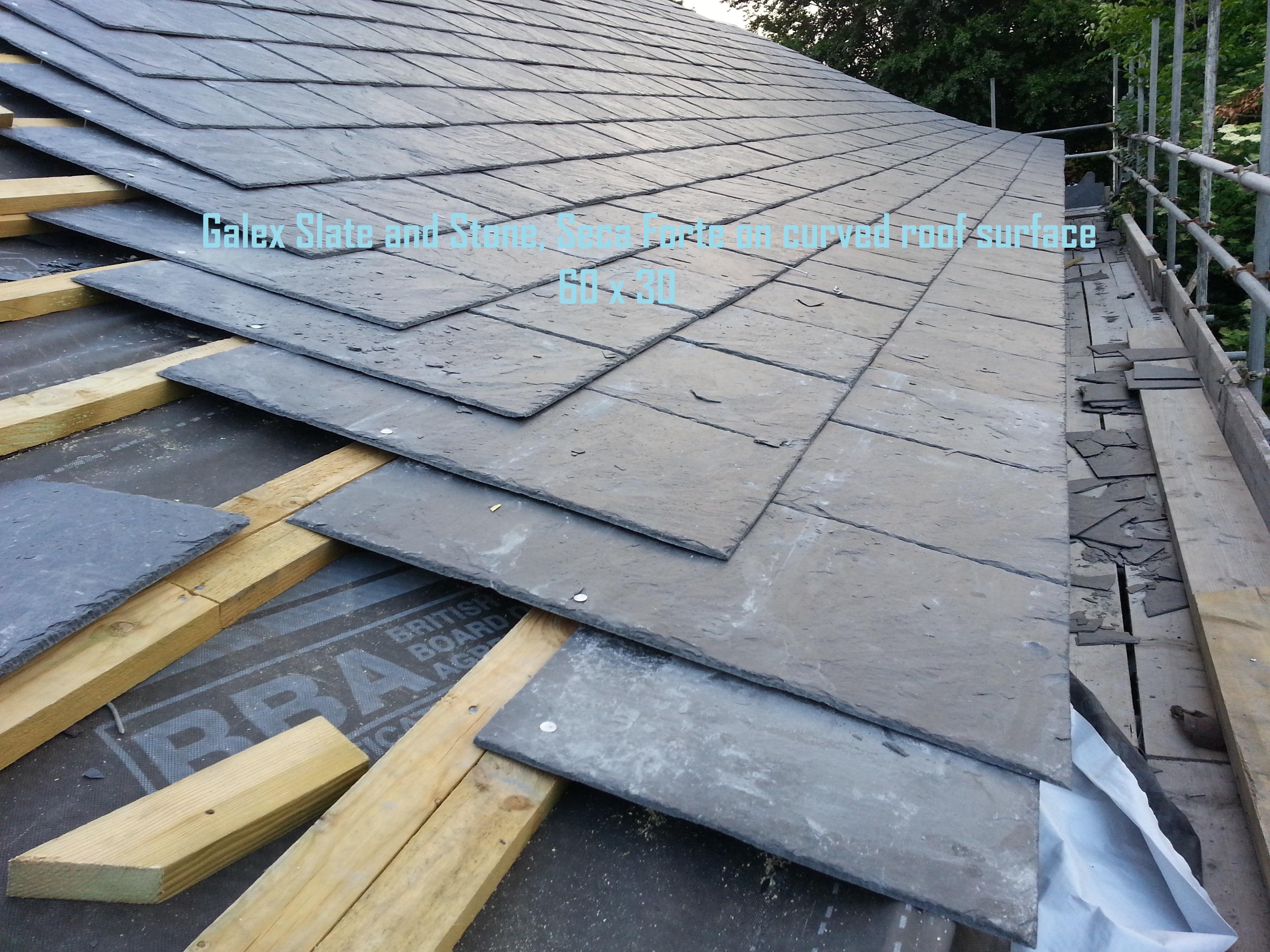 Galex Spanish Roofing Slate