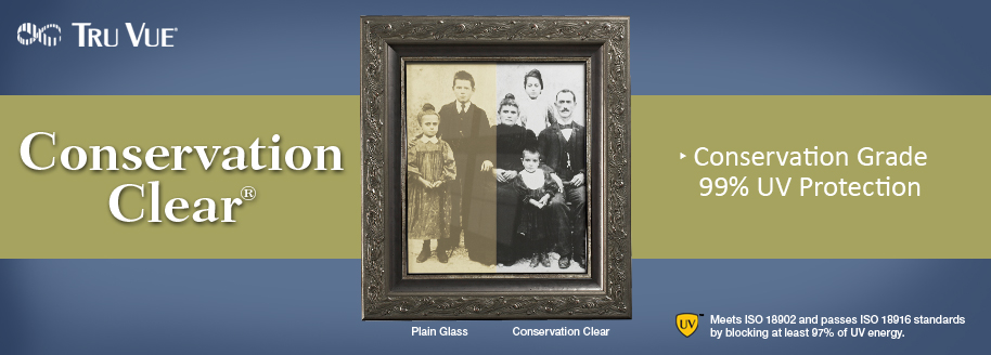 conservation clear glass