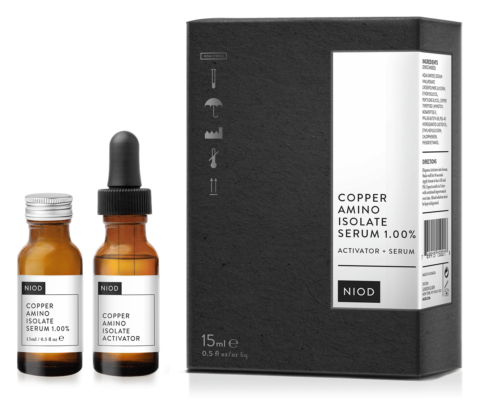 Copper Amino Isolate Serum