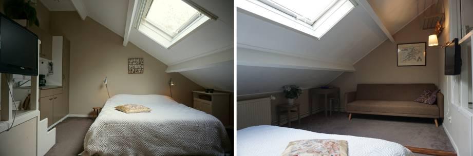 Slaapkamer Met Schuin Dak : Nl loanski slaapkamer met schuin dak