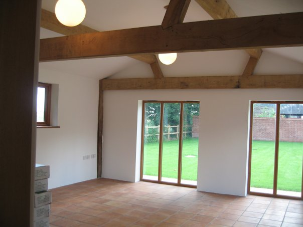 Spexhall Barn, Games Room