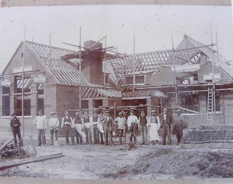 Building the School