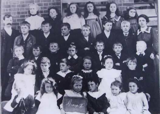 Corton Village School 1903
