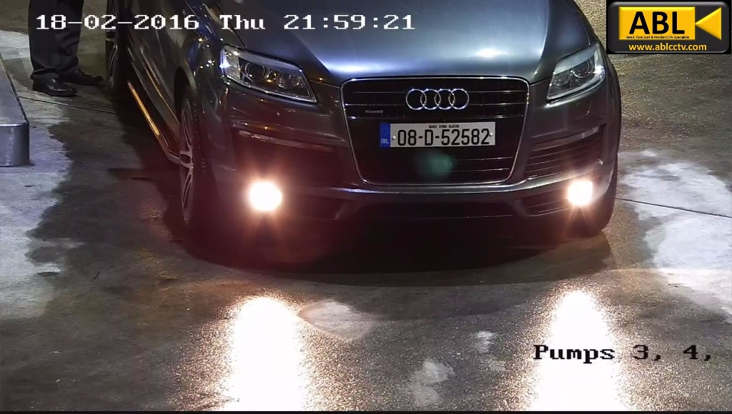 ABL CCTV Number Plate View