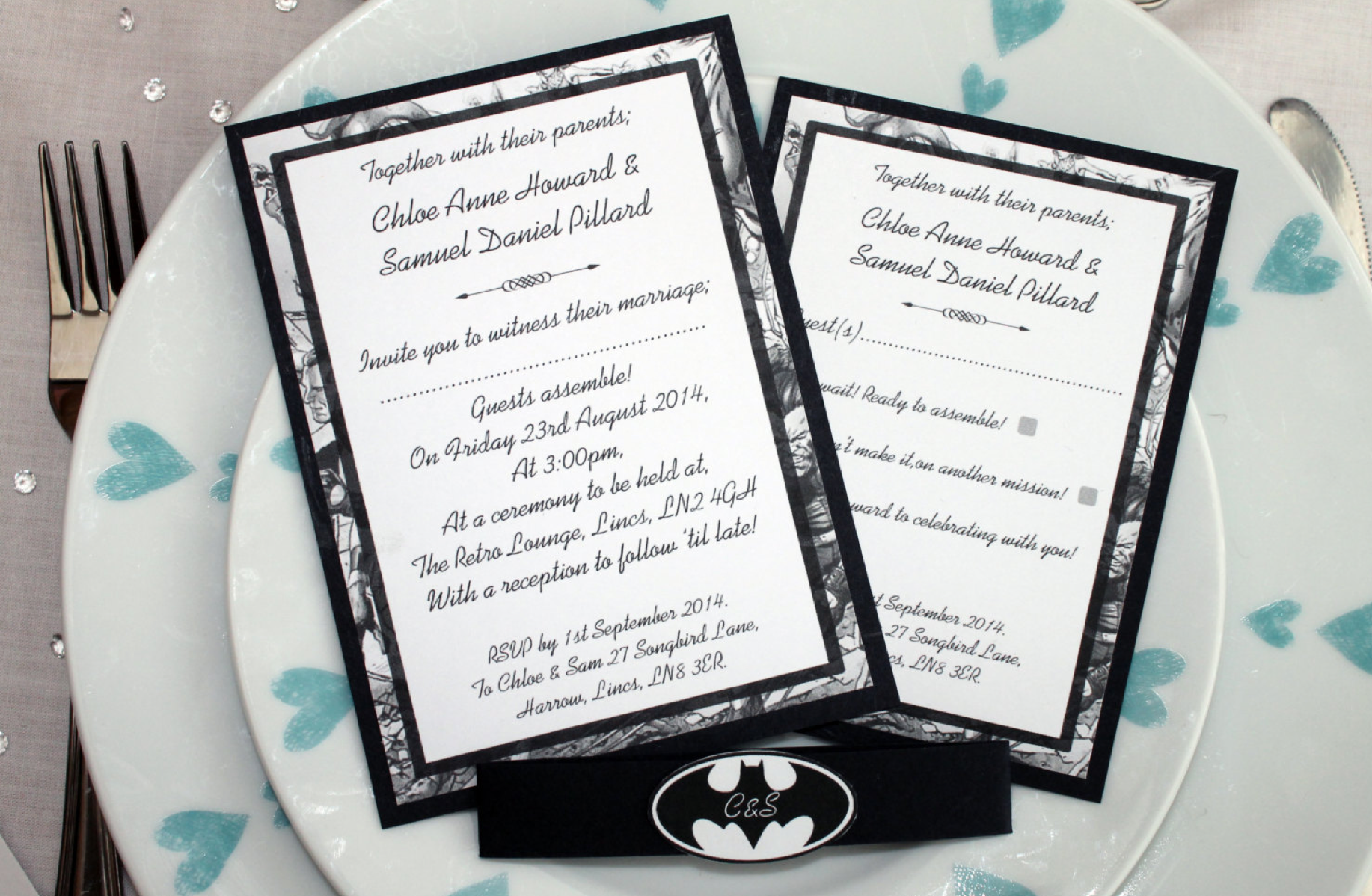 White Elegant Wedding Invitations with great invitations example