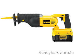 DEWALT DC305M2 36V CORDLESS RECIPROCATING SAW (2 X 4.0AH)