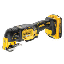 DEWALT DCS355D2 18V CORDLESS MULTI TOOL (2 X 2AH BATTERIES)