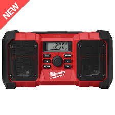 Milwaukee m18jsr-0 Site Radio
