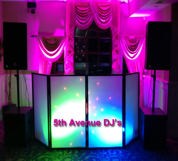 Wedding DJ's Foxrock Dublin 18.