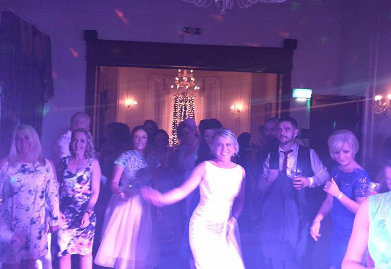 Wedding DJs in Clontarf Dublin 3.