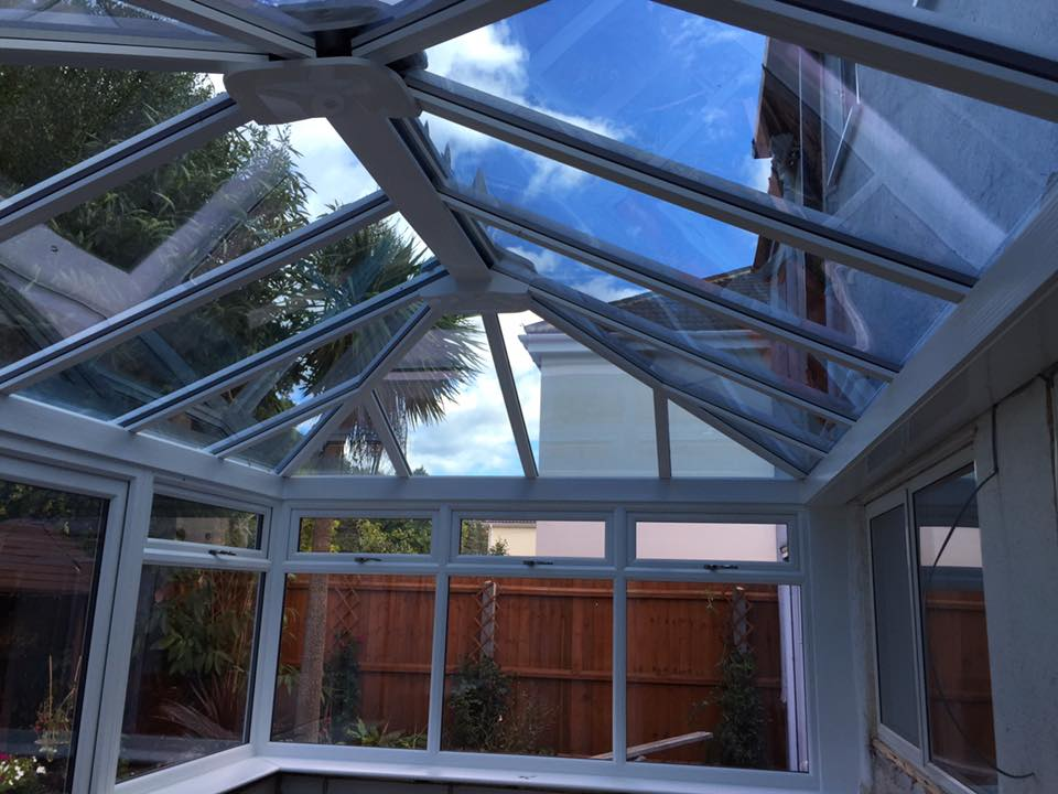 After Conservatory Installation