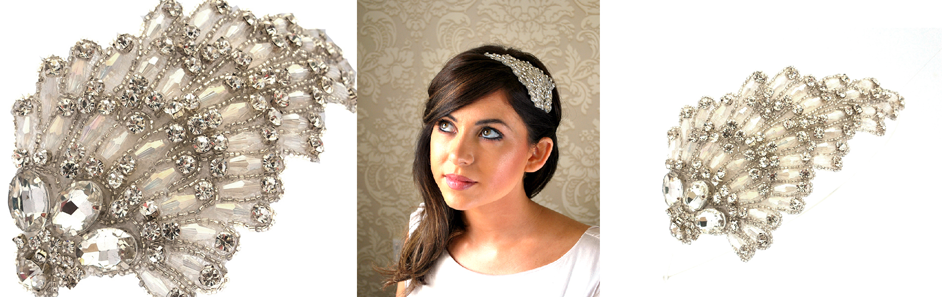 Be Bespoke Bridal Headpieces Ireland - Bridal headwear and wedding accessories buy online from the styled collections or have a custom piece designed and made just for you