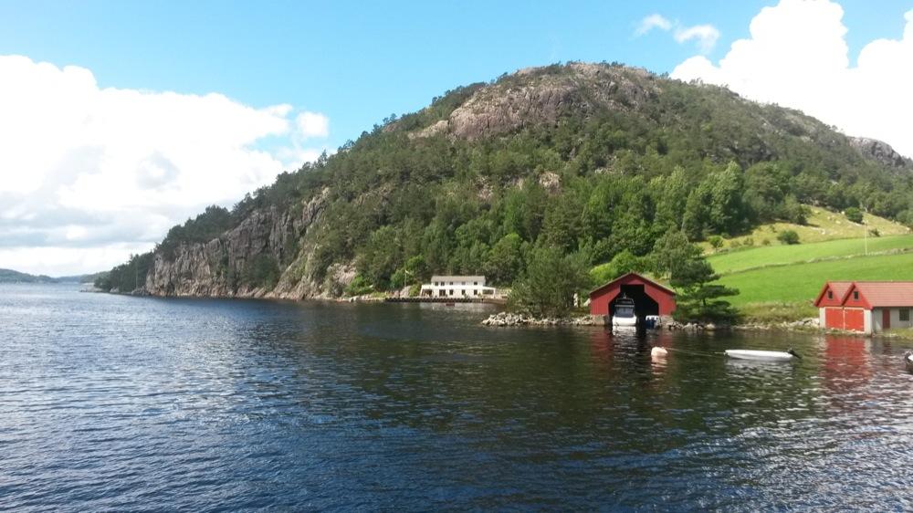 норвегия букинг рыбалка