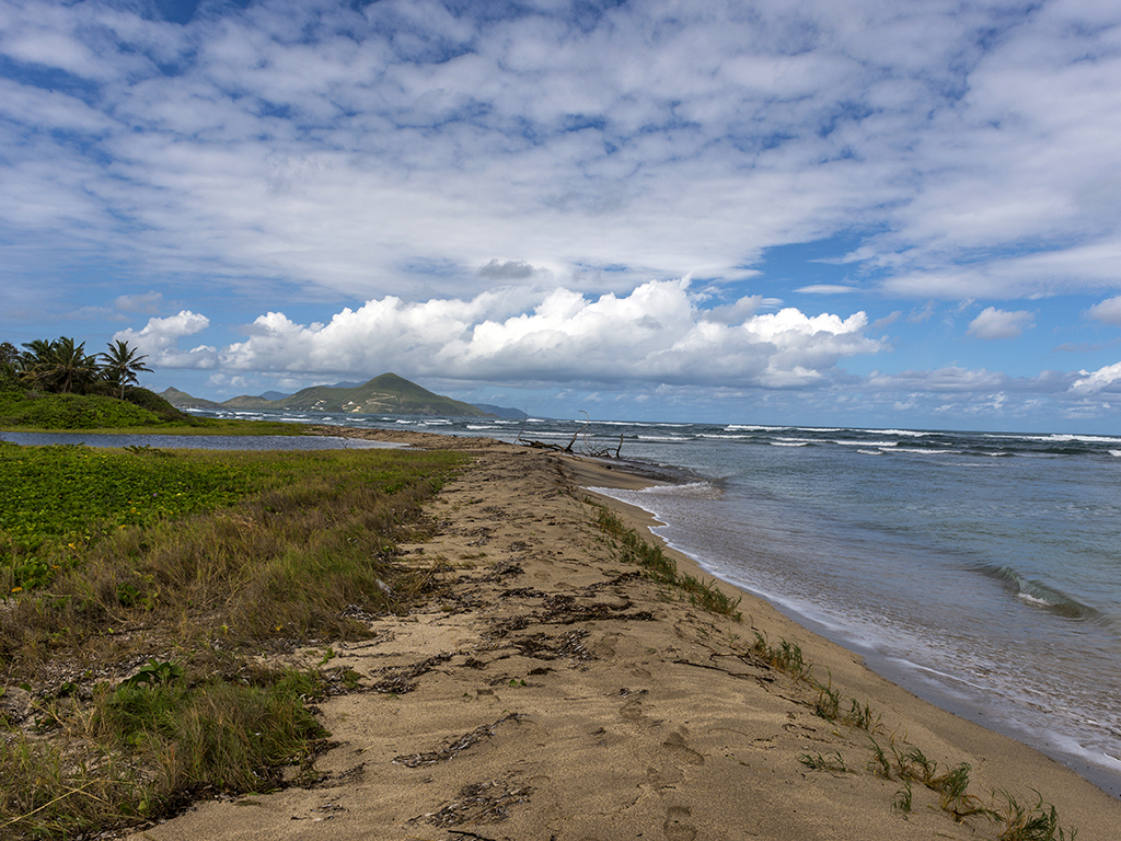 St Kitts Ft. Newcastle Bay, Nevis