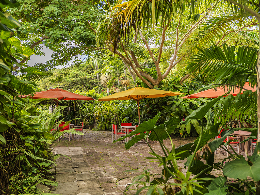 Golden Rock Plantation Inn, Nevis, Caribbean