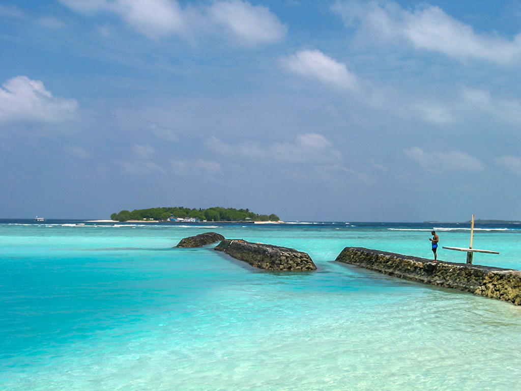 Furanafushi Island, North Male Atoll, Maldives