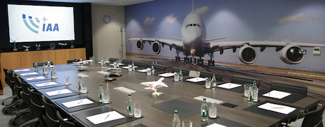 Irish Aviation meeting rooms dublin.