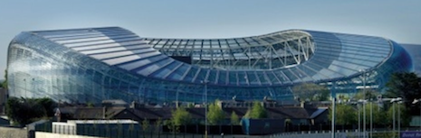 Stadium conference centres in Dublin.