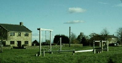 Cornsay Village play area
